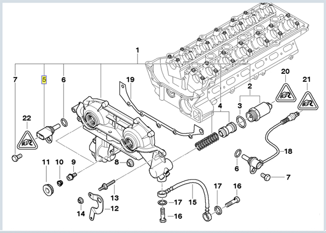 e46 belt diagram
